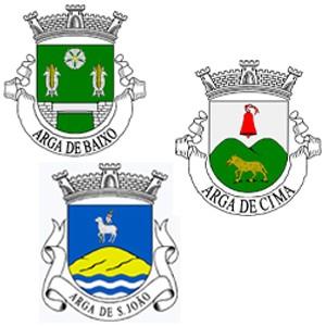 União das Freguesias de Arga (Baixo, Cima e S. João)
